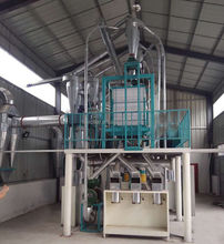 high quality wheat flour mill with low price
