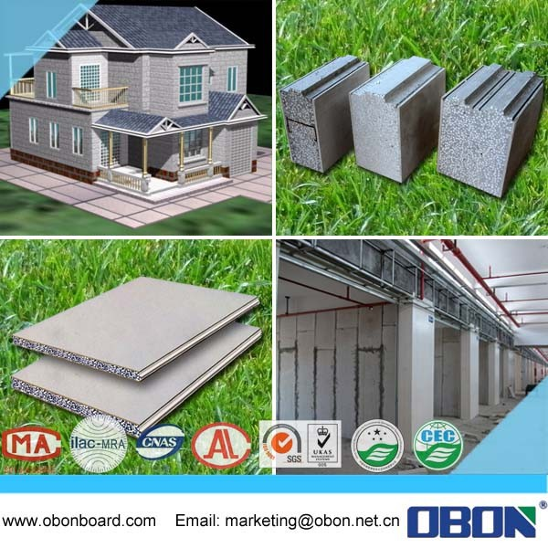 Obon Prefabricated Houses New Building Materials Prices In