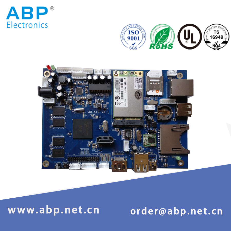 Immersion gold double side PCB board, flexible PCB FPC Board