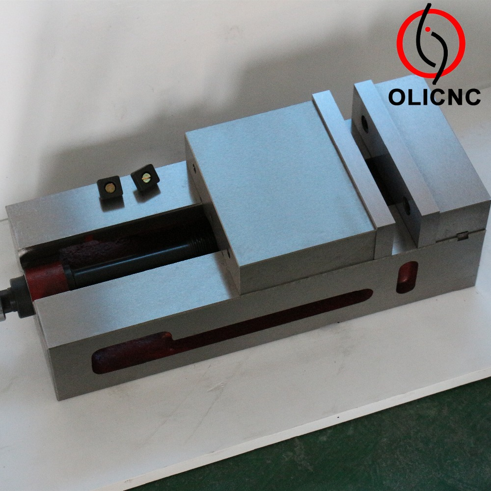 QM16N Accu-lock Precision Machine Vices for Machining Face