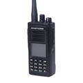 hot sell DMR UHF walky talky with SMS function compatible with the motorala radio