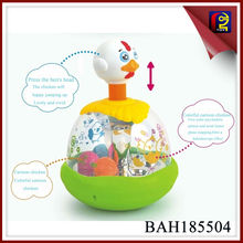 Happy jumping chick baby toy BAH185504