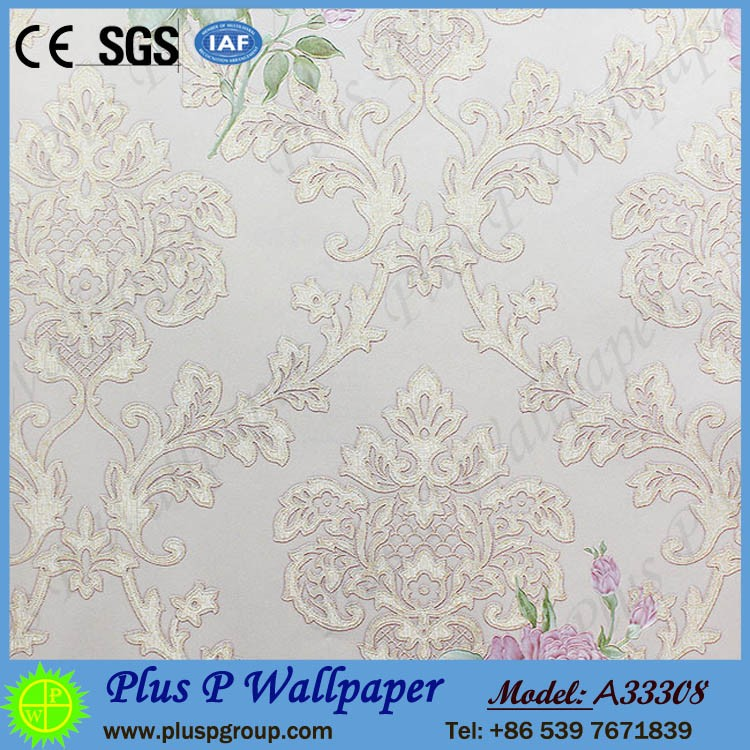 Plus P high quality hot sale wallpaper with a pattern of bamboo