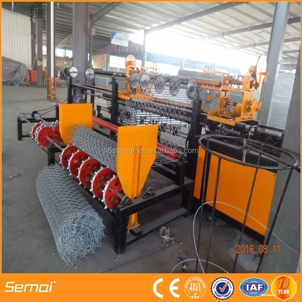 High quality Synthetic Diamond wire mesh Making Machine