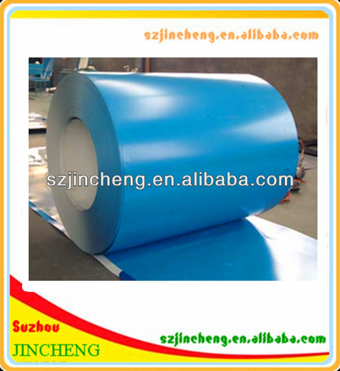 ppgi prepainted color steel coil JIS GB colorbond