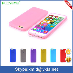 hot selling wholesale free sample blank silicon mobile phone cover cheapest phone cover for iphone 6s phone cover