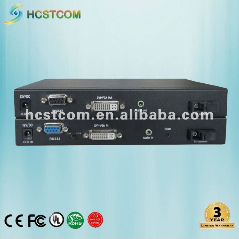 VGA/DVI optical fiber equipment