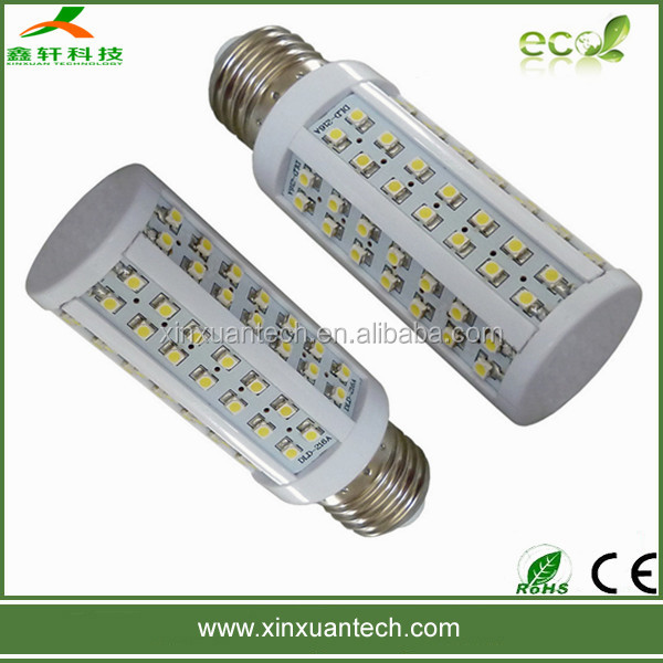 High quality led corn bulb e27 5w from china led corn light factory
