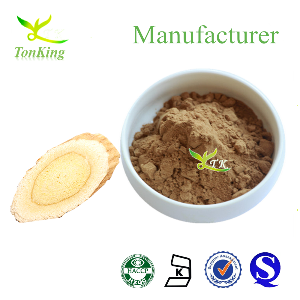 ISO factory Astragalus Membranaceus Extract 0.3% Astragalus root extract