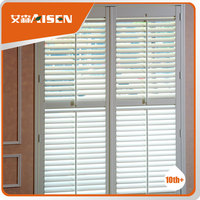 Great durability aluminum decorative exterior shutters