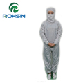 2017 ESD Jumpsuit Garment Cleanroom Chinese Manufacture Made Antistatic Clothes Coverall