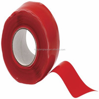 Best Wholesale Clear Hear Resistance &Water-proof Silicone Rubber Electrical tape