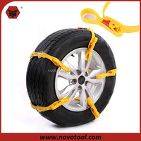 China Manufacturer New Design For 2015 Standard Universal Yellow Strong Plastic Chain