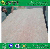 Linyi factory 18mm plywood prices,teak plywood prices with high quality