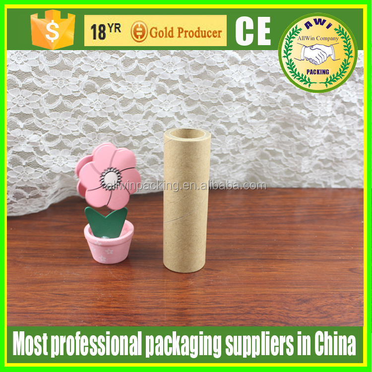 custom round paper tube for map packaging Allwin Company