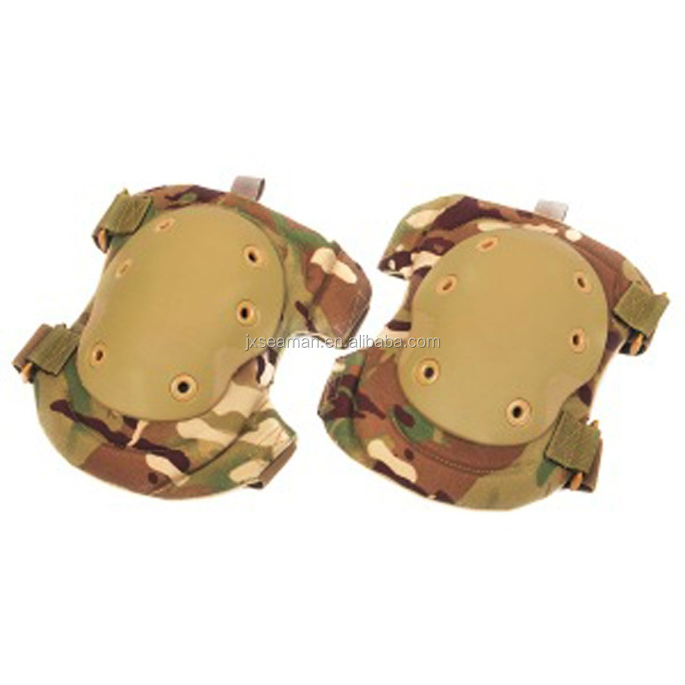 tactical Camouflage Blackhawk Knee Pad Elbow Pad for Army Use outdoor sports garden