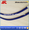 Flexible Rubber Hose/High Pressure R14/SS Braid teflon hose with fiber outer