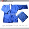 Blue&White Judo Uniform