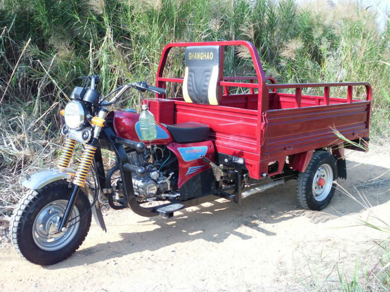 Heavy load good quality new style YATIAN 200cc tricycle