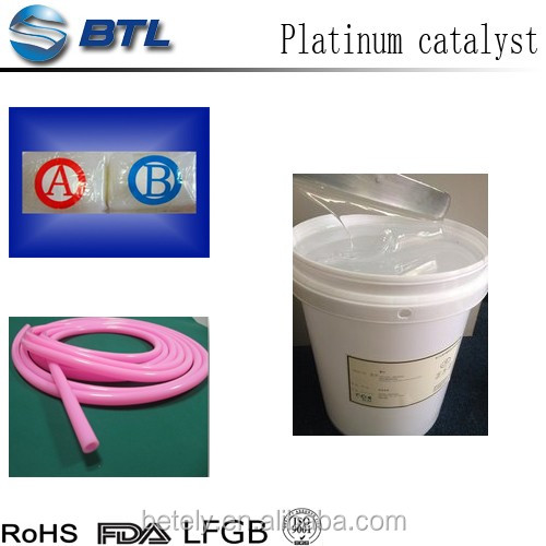 silicone curing agent vulcanization for silicone rubber Silicon platinum catalyst