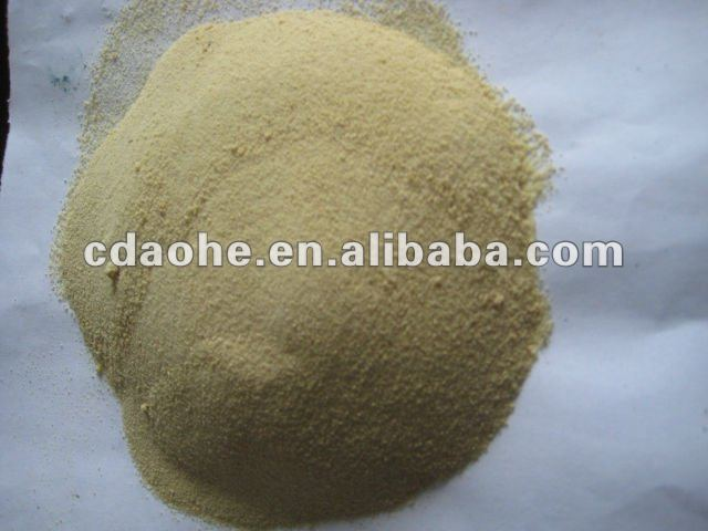 Calcium and Boron amino acid chelate with organic fertilizer