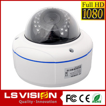 LS VISION high performance dome ip camera high quality new arrival camera high definition security camera