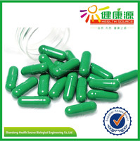 OEM manufacturer herbal medicine slimming spirulina capsules GMP certification