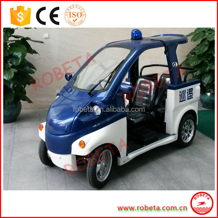2 seat electric automobile / electric trike scooter