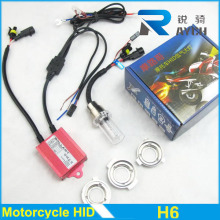 super brightness hid xenon lamp,red mini G4 all in one motorcycle hid kit