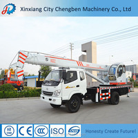 ECONOMIC MATERIAL BENEFIT SMALL MOBILE CRANES FOR SALE