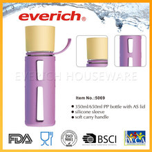 Easy Cleaning 500ml Fashion Design Smart Water Bottle Sizes