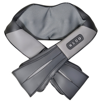 SUNWTR back pain relief physical therapy massage shawl massager