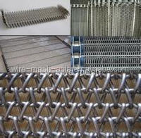2015new product stainless steel barbecue bbq grill wire mesh net / 100x100 wire mesh / chain conveyor belt mesh