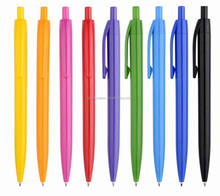 2015 Fashion Customized Promotional Pen plastic ball pen ballpoint pen made in china