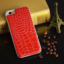Guangzhou Wholesale PU Leather Mobile Phone Case For Iphone 6 Case