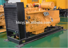 Water cooled backup power 200kw diesel generator with Weichai engine 6126ZLD