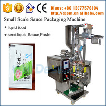 Automatic small Sushi Wasabi packing machine
