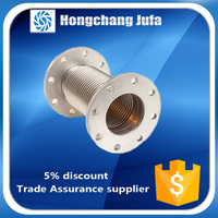 plumbing items large diameter corrugated steel pipe welded metal bellows