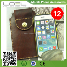 For iphone 6 wholesale Mobile Phone Smart phone Bag Case Leather For iphone 6 Case ,For iphone 6 Smart phone Bags BO-CPI6001(3)