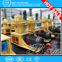 Malaysia biomass wood pellet machine / grass pellet making machine