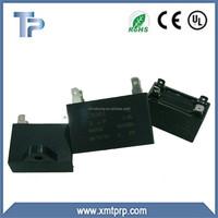 TP fan start capacitor CBB61 AC Motor capacitor