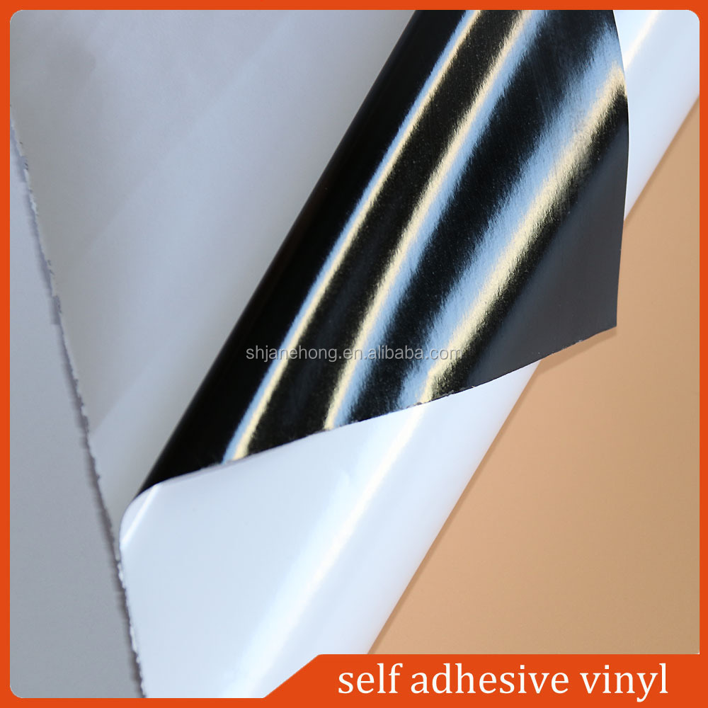 80 Micron Film Inkjet Media Body Self Adhesive Vinyl With Free Sample