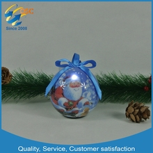 LED Christmas decoration tree hanging ball ornament