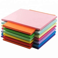 1.5MM uncoated color paper board