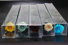 Premium Preserved Flowers Bouquet Artificial Rose Flower Home Party Wedding Garden Deco