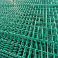 Heavy Duty Welded Wire Mesh Panel /2x4 welded wire mesh panel/10 gauge 1x1 galvanized welded wire mesh