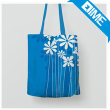 Recycled Fashionable Cotton Tote Bag For Girls