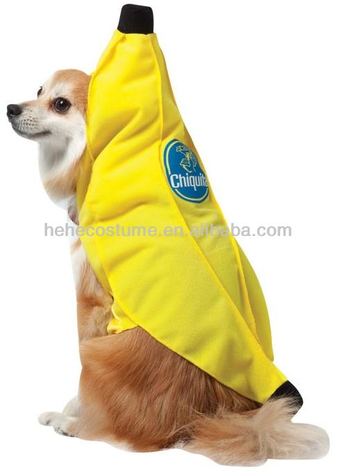 chiquita banane hund kost m xsmall xxxlarge katze kost m katze hut andere feiertagswaren. Black Bedroom Furniture Sets. Home Design Ideas