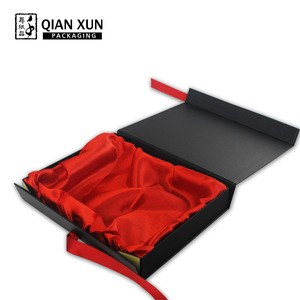 Wholesale Magnetic Book Shape Paper Gift Box