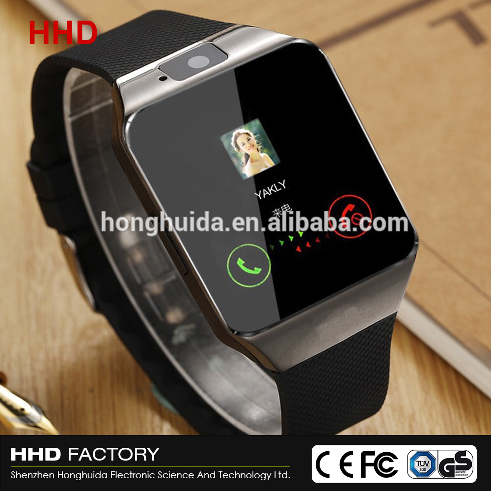 2017 hot selling OEM SIM card gps china factory direct android smart watch
